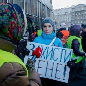 """Команда ТСН на Грушевського просила силовиків не """"відстрілювати"""" журналістів"""