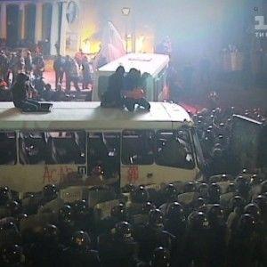 """Журналісти """"Грошей"""" шукають російських спецназівців на Майдані"""
