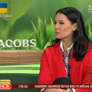 """Маша Єфросиніна  в """"Сніданку з 1+1"""": """"Без Криму Україна неможлива"""""""