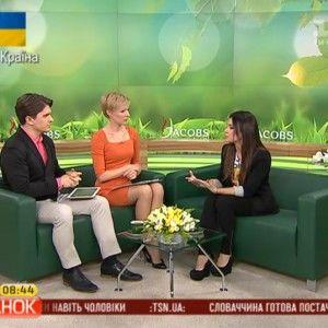 """Подкопаєва попросила Путіна повертатися додому, і займатися своєю країною – """"Сніданок з 1+1"""""""