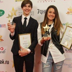"""Фіналіст """"Голос. Діти"""" Нікіта Кіосе став володарем премії """"Young Star Awards"""""""