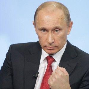 Дивіться онлайн прес-конференцію Володимира Путіна