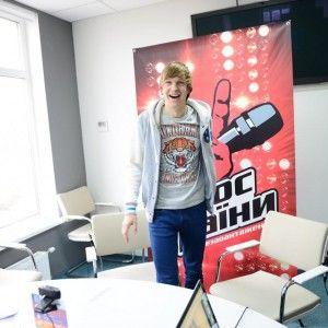 """Учасник """"Голосу країни"""" Ігор Грохоцький розповів про найкращу подругу на проекті"""