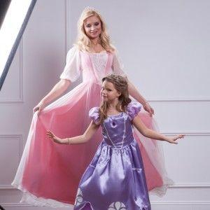 """Лідія Таран разом із донечкою відчули себе героями мультсеріалу """"Софія Прекрасна"""""""