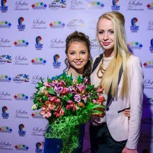 """Анна Ходоровська привітала з днем народження зірку """"Дитячого Євробачення 2013"""""""