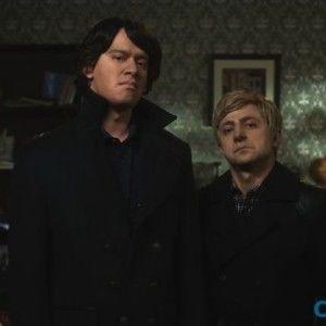 """""""Квартал 95"""" зняв пародію на британський серіал """"Шерлок"""""""