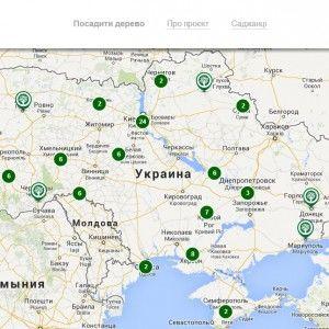 """""""1+1"""" медіа створила карту відродження України"""