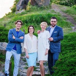 """Леончук, Барбір, Сенічкін та Анатоліч фестивалили """"Три дні в саду"""""""