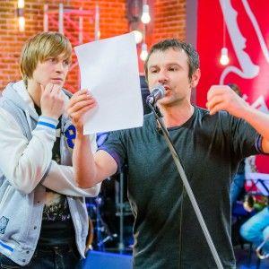 Ігор Грохоцький розповів, хто його найбільше підтримує під час участі в шоу
