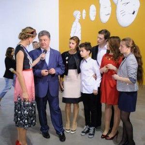 """Перше інтерв'ю """"Світського життя"""" з новим президентом України"""