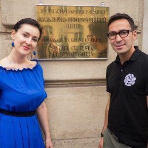 Муза Соломія Вітвіцька і Майстер Роман Баянд присвячують нову колекцію коштовностей Україні
