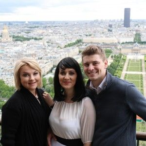 Кліп на пісню Марії Бурмаки зняв чоловік Соломії Вітвіцької у Парижі