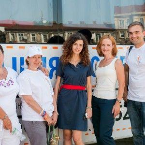 Юлія Бориско розказала молоді Самбора про безпечне працевлаштування за кордоном