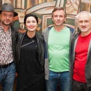 Людмила Барбір разом з Остапом Ступкою знялися у фільмі