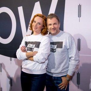 Юрій Горбунов та Юлія Бориско взяли участь у доброчинній fashion-акції