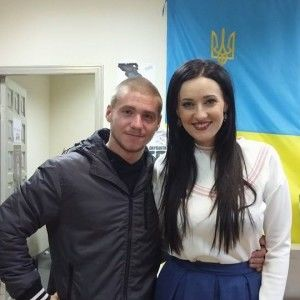 Соломія Вітвіцька написала про враження учасника АТО від мирної української столиці
