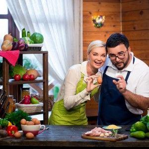 Лідія Таран стане зірковою гостею у кулінарній рубриці Руслана Сенічкіна