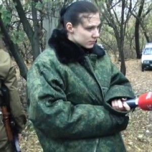 """Журналістка """"1+1"""" провела два дні з лідером горлівських бойовиків"""