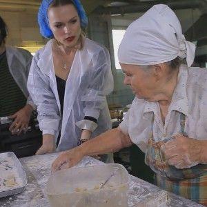 Ольга Фреймут зізналася, чим їй близька історія 76-річної кухарки з Харкова