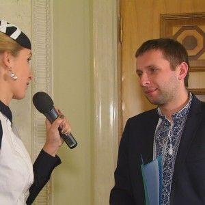 """""""Світське життя"""": Сотник Парасюк розповів, що має спільного з Януковичем"""