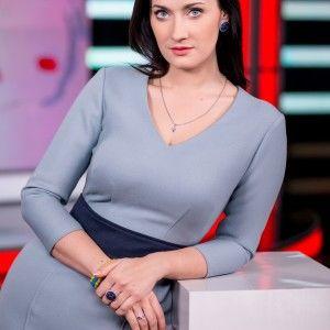 Вітвіцька з'явиться в ефірі ТСН у нових образах від донецького дизайнера, яка переїхала до Києва