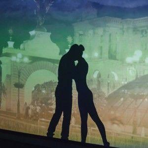 """""""Квартал 95"""" запросив на концерт театр тіней із номером про Майдан"""