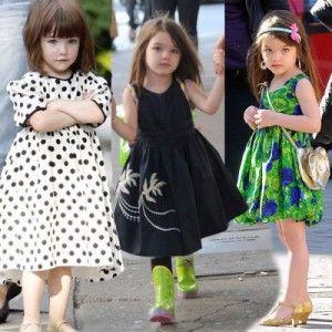 Як одягаються діти зірок Голлівуду