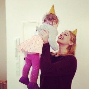 Мер'єм Узерлі показала, як відсвяткувала день народження доньки