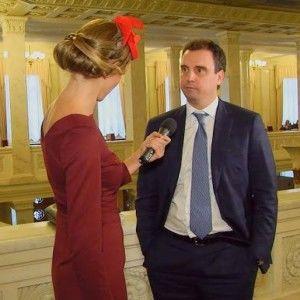 Катерина Осадча дізналась, на чому економить родина нового міністра економіки