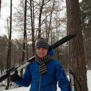 Дмитро Комаров показав, як провів перший вихідний після експедиції