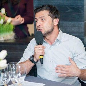 Українці хочуть відверто поговорити з Володимиром Зеленським
