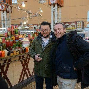 Руслан Сенічкін відкрив володарю зірки Michelin українську кухню