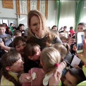 Перевірка шкільного харчування в Україні шокувала Ольгу Фреймут як мати та журналіста