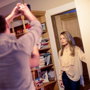 Ольга Фреймут надасть для експерименту власну квартиру