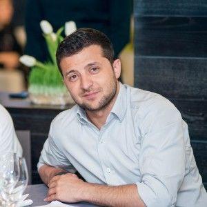 Зеленський прокоментував пародію на Петра Порошенка