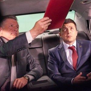 """Актори """"Студії Квартал 95"""" стали політиками (ФОТО)"""