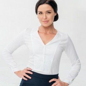 Людмила Барбір показала, як правильно прокидатися (ВІДЕО)