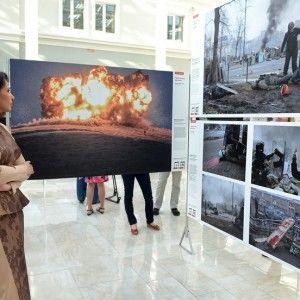 Останні дні мега виставки World Press Photo в Києві!