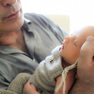 57-річний Алек Болдуїн вперше показав новонародженого сина