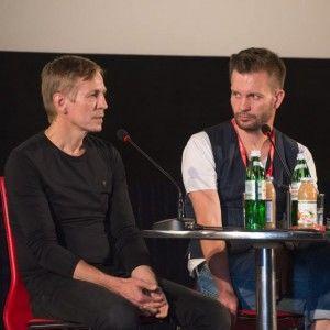 Андрій Алферов став модератором Літньої кіношколи в рамках ОМКФ 2015