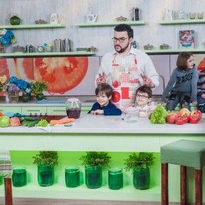ТОП-5 оригінальних овочевих рецептів від Руслана Сенічкіна