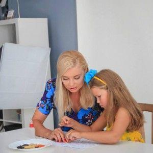 Лідія Таран розповіла, як готує доньку до першого вересня