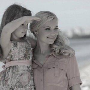 Лідія Таран розповіла, де відпочивала з донькою
