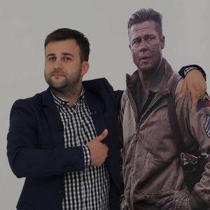 """Олексій Душка розповів, як на зйомках """"Життя без обману""""  опинився Бред Пітт"""