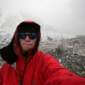 Дмитро Комаров зробив ексклюзивний фоторепортаж з  Евересту