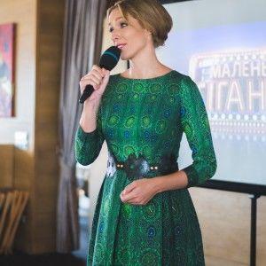 """Катя Осадча розповіла, які уроки """"Маленькі гіганти"""" отримали на проекті"""
