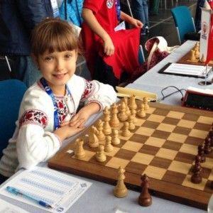 """""""Сніданок з 1+1"""": До студії завітає восьмирічна чемпіонка Європи з шахів"""