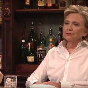 Актуальний інтернет: Кумедне відео з Гілларі Клінтон зібрало мільйон переглядів