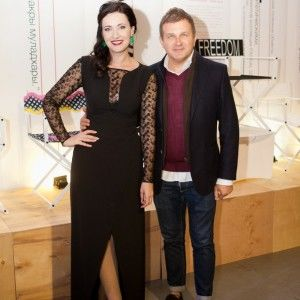 Вітвіцька презентувала проект на підтримку сім'ї режисера Олега Сенцова (ФОТО)
