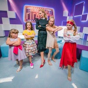 """Ольга Фреймут розповіла, чому її доньку не взяли до шоу """"Маленькі гіганти"""" (ВІДЕО)"""